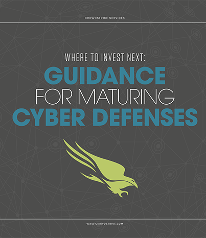 Investment Advice for Maturing Cyber Defense White Paper