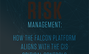 Rethinking Risk Management: How CrowdStrike Falcon Aligns With The CIS Critical Controls