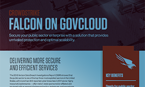 CrowdStrike Falcon On GovCloud
