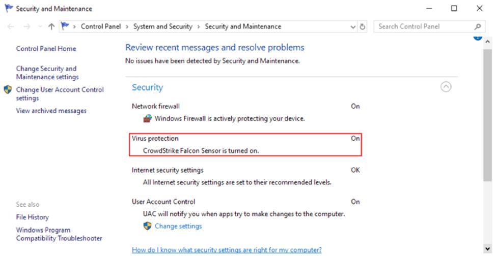 Installation – Falcon Prevent Free Trial Guide | Windows