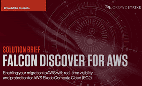 Falcon Discover For AWS Solution Brief