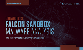 CrowdStrike Falcon Sandbox Malware Analysis