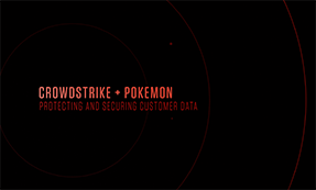 Pokemon and CrowdStrike