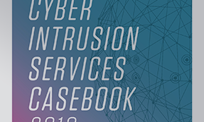Cyber Intrusion Services Casebook 2018