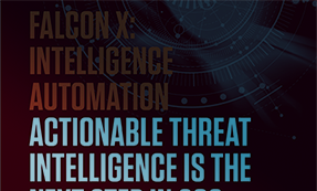 Falcon X: Intelligence Automation