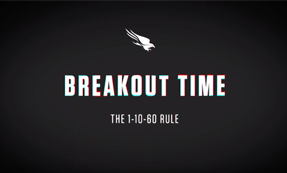 2019 Global Threat Report- The 1-10-60 Rule
