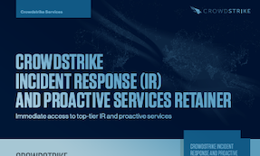Incident Response & Proactive Services Retainer