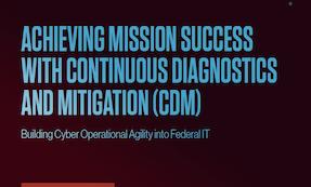 CDM & CrowdStrike Data Sheet
