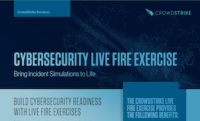 Live Fire Exercises | CrowdStrike Services