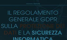 GDPR E Protezione Dei Dati