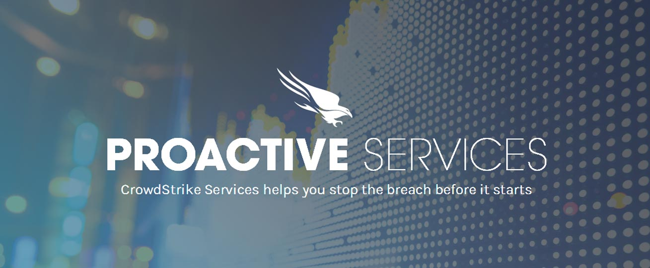 PROACTIVE SERVICES | CrowdStrike Services helps you stop the breach before it starts