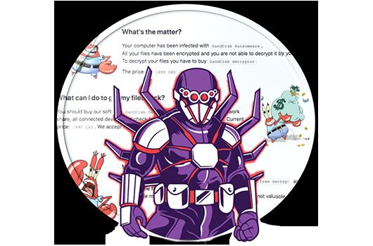 PINCHY SPIDER Threat Actor Graphic