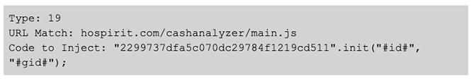BokBot Proxy: Type 19 URL match code