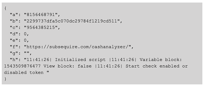 BokBot Proxy: Type 100 requests with base64-encoded string