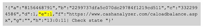 BokBot API heartbeat request code