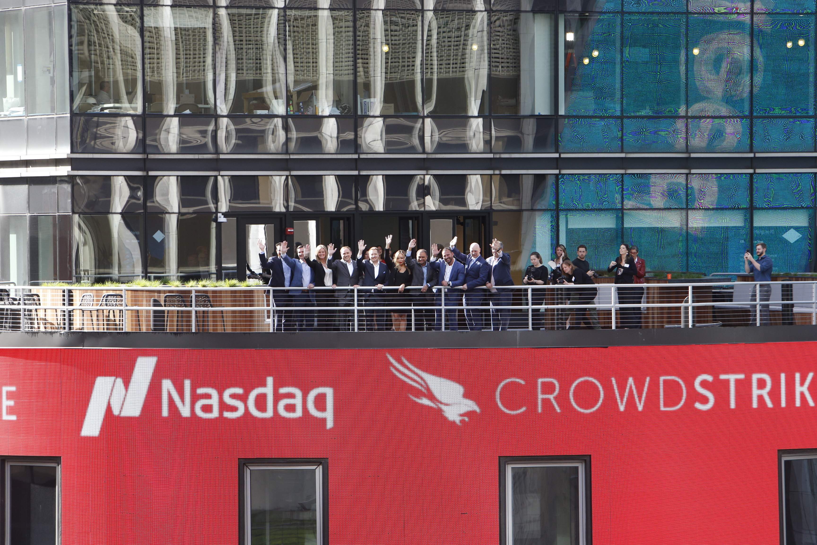 IPO day