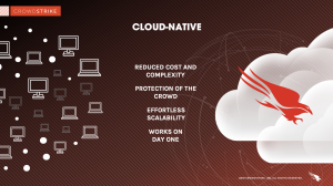 list of benefits of cloud-native endpoint security