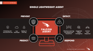 benefits of using a lightweight agent