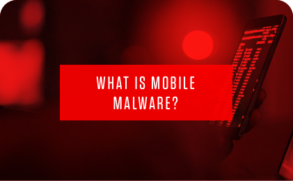 banner image for mobile malware
