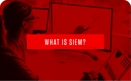 What is a SIEM in Cybersecurity feature image