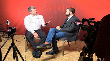 mercedes crowdstrike interview