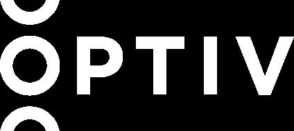 white optiv logo