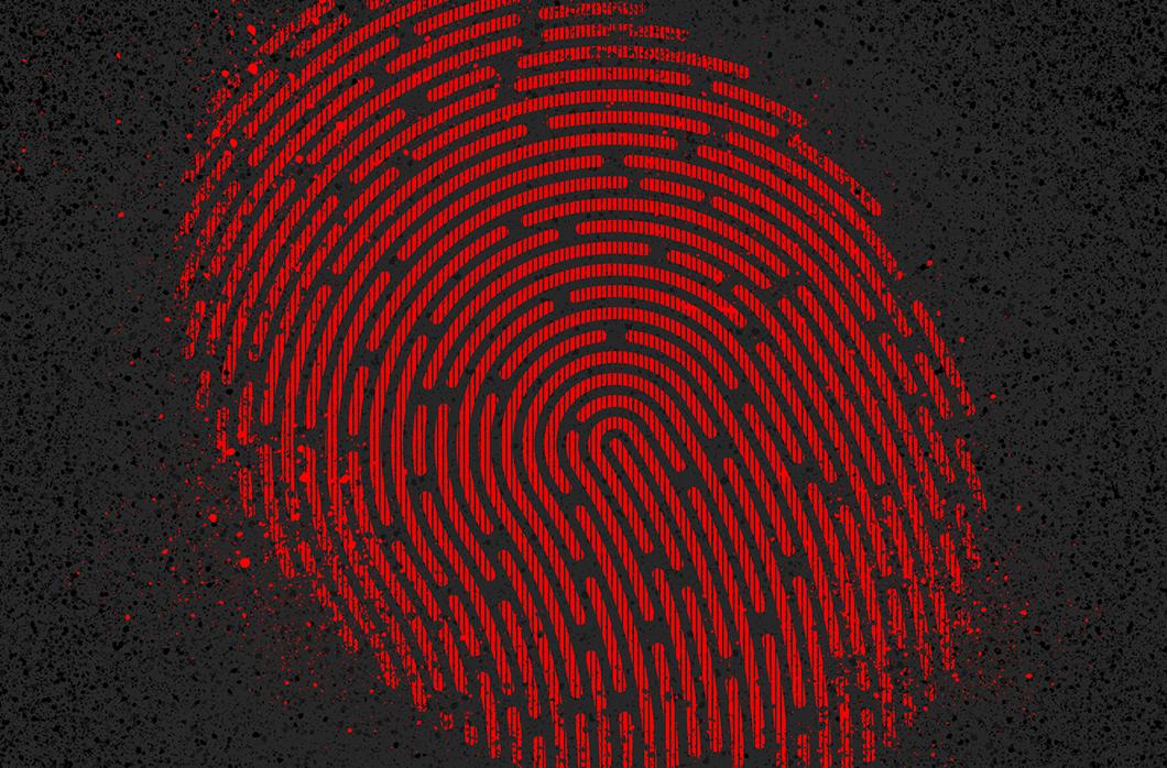 illustration of a fingerprint