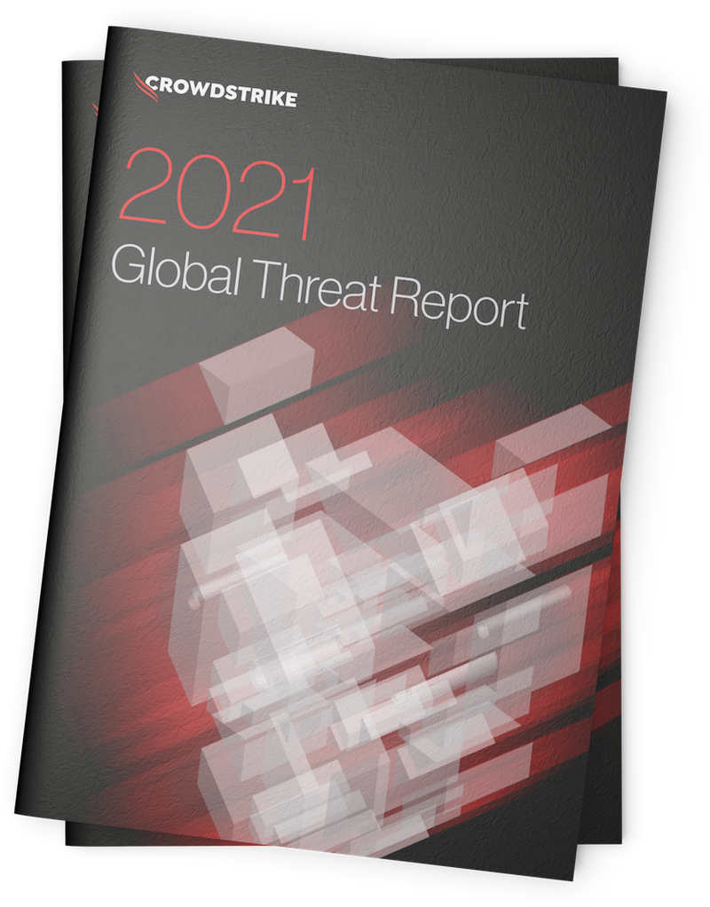 cover of 2020 global threat report