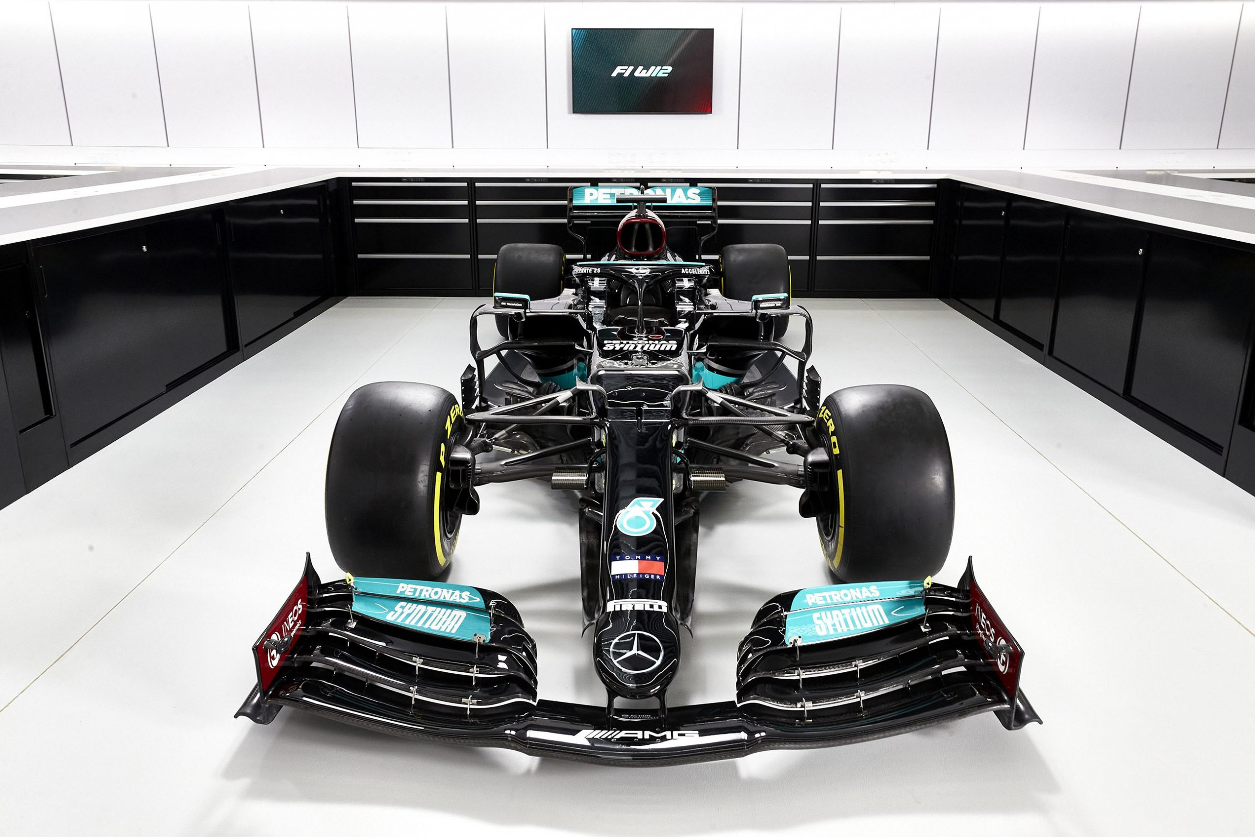 race car front