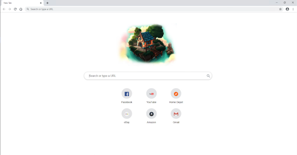 web page display